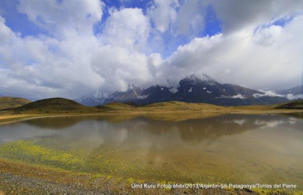 Kuğu Gölü/Torres del Paine