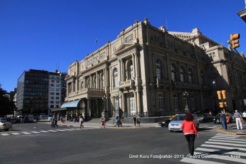 Teatro Colon-Buenos Aires