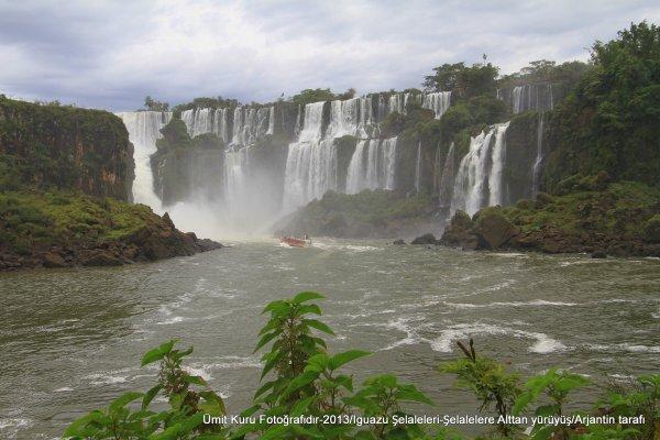 Iguazu Milli Parkı/Arjantin