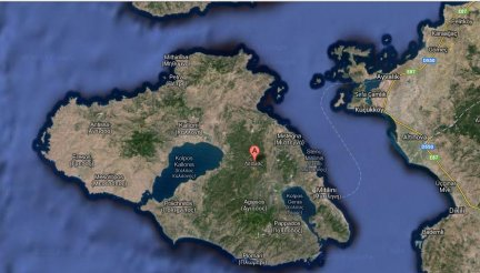 lesvos map - Google Haritalar - Google Chrome 14.07.2013 190014-001
