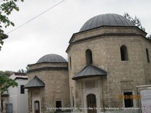 Saraybosna Gazi Hüsrev Bey cami2