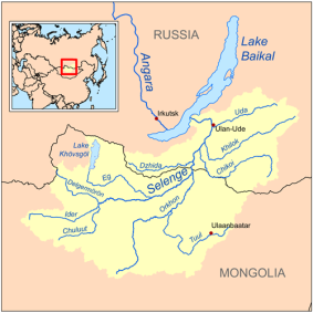 Kaynak  https://en.wikipedia.org/wiki/Orkhon_River#/media/File:Selengerivermap.png