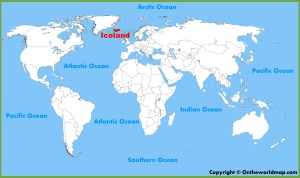 iceland-location-map